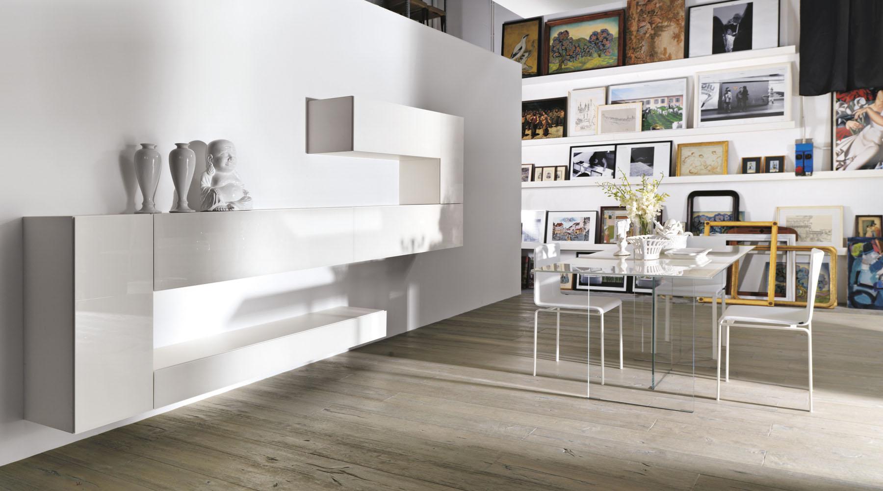soggiorno-di-design-bianco-mobili-366e8-e-tavolo-sospeso - My Suites ...